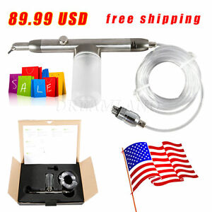 Pro Autoclave Dental Air Abrasion Polisher Microetcher Sandblasting Jet Fit Kavo