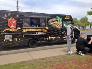 Chevy Food Truck For Sale In New Jersey