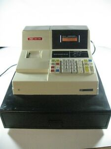 Tec Electronic Cash Register Ma 68 Pickup Only