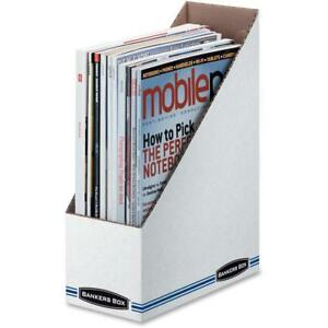 Fellowes Bankers Box Stor file Magazine File
