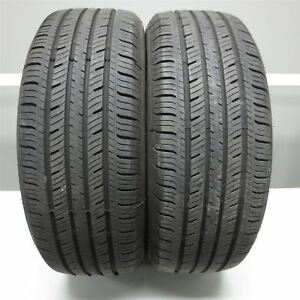205 55r16 West Lake Radial Rp18 91v Tire 8 32nd Set Of 2 No Repairs