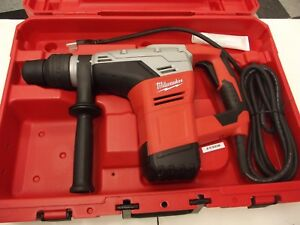Milwaukee 5317 21 1 9 16 Sds max Rotary Hammer free Shipping