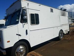 Ready To Roll 2005 Chevrolet Step Van Mobile Kitchen Street Food Truck For Sale