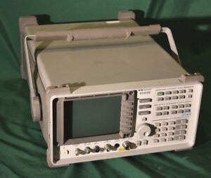 Hp Agilent Spectrum Analyzer 8563e Options 005 And 82e 9 Khz To 26 5 Ghz