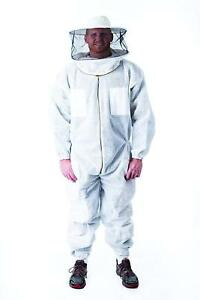 Pigeon Mountain Trading Ventilated Master Beekeeper Suit With Round Hood Xl