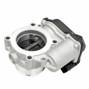 Fuel Injection Throttle Body Housing Assembly For Audi Vw Brand New