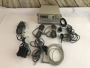 Cole Parmer Thermistor Thermometer Model 8502 16 Connection Wire