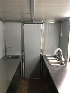Deposit For 3mx2m Concession Stand Trailer Mobile Kitchen Ship By Sea