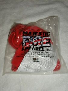 Majestic Fire Pac Ii Nomex Firefighting Hood Structural Wildland Red