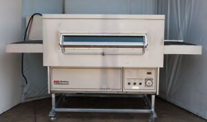 Pizza Oven Middleby Marshall Conveyor Gas Deck Model Ps360 32 Inches Belt