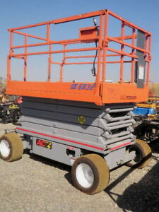 Skyjack 6832 Electric Scissor Lift Can Ship