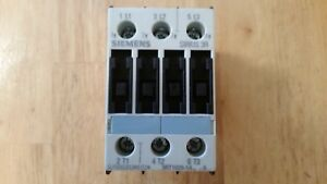 Siemens 3rt1025 1ak60 Contactor 120v New In Box