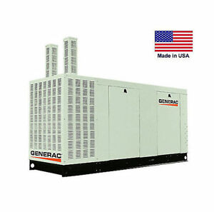 Standby Generator Generac 150 Kw 120 240v 1 Phase Ng Lp Ca Compliant