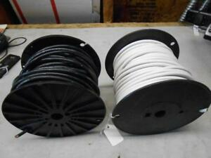 8 Awg Stranded Thhn Copper Wire 142 White 117 Black