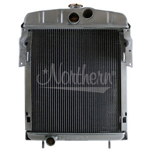 Northern 219523 Ih Farmall H Super H O 4 Os 4 Hv Super W 4 Radiator 352628r91