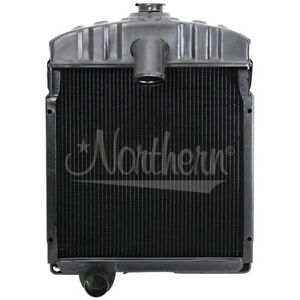 Northern 219528 Internatio nal Ih Farmall Tractor Radiator 100 130 200 230 Super