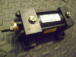 Parker Pa 2 Series Heavy Duty Pnuematic Cylinder Pab1008215