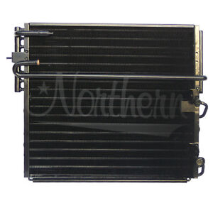 Northern 400 630 Ford Tractor 8630 9700 Condenser Oil Cooler Combo E5nn19n656 ba