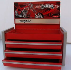 Snap On Mini Tool Box Orange County Chopper Limited Edition Number 1335