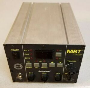 Pace Mbt250 Soldering Rework Station tested great Vacuum