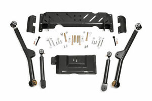 Rough Country Long Arm Upgrade Kit For 4 6 inch Lifts 84 01 Jeep Cherokee Xj