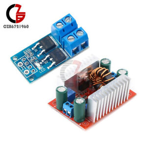 Dc Step up Constant Current Power Supply Led Driver Boost 400w 15a Converter
