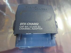 Fluke Networks Dtx cha002 Channel Adapter For Dtx 1800 dtx 1200 Cable Tester