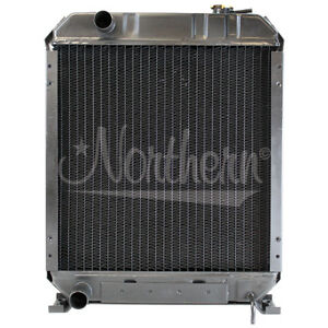 Northern 211054 Radiator Ford New Holland Case Ih Tractor 86402723 86519895