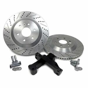 Baer 2301059 Front Brake Rotor 15 Eradispeed1 Rotor For 15 15 1 2 Ton Gm Truck