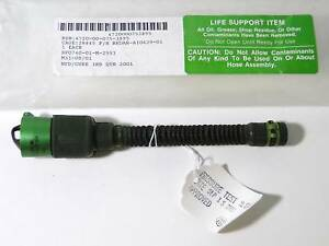 New R e Darling Co Inc Oxygen Hose Assembly Hawkeye Aircraft Medical
