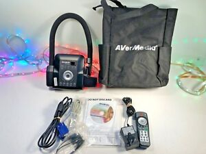 Avermedia Avervision P0b7 Cp355 Flexible Document Camera Tested