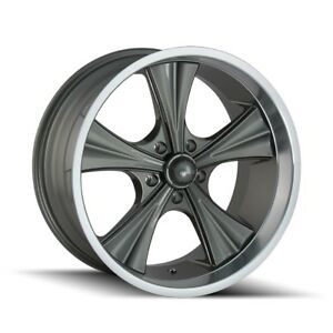 Cpp Ridler 651 Wheels 18x8 Fits Ford Ranchero Ranger Torino