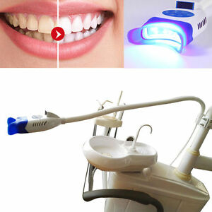 Dental Chair Teeth Whitening Cold Led Light Lamp Bleaching Accelerator Ys tw d