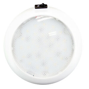 Innovative Lightinf 5 5 Round Dome Light White Led With