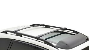 2019 2020 Subaru Forester Aero Crossbar Roof Rack Set Soa367010 Genuine Factory