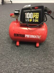 Central Pneumatic Air Compressor 227847 epj003023