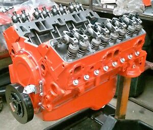400 Hp 383 Chevy Stroker Engine Motor With Gm High Flow Heads free Shipping