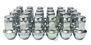 2015 2019 Ford F 150 Oem Factory Style Replacement Lug Nuts 14x1 5 Chrome