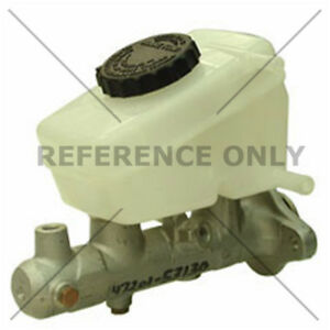 Premium Master Cylinder Preferred Fits 2001 2001 Lexus Is300 Centric Parts