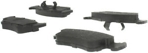 Disc Brake Pad Set Fits 1986 1994 Suzuki Samurai Centric Parts