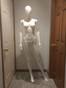 Female Full Body Mannequin With Base Stand