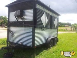 6 X 10 Food Concession Trailer For Sale In Texas