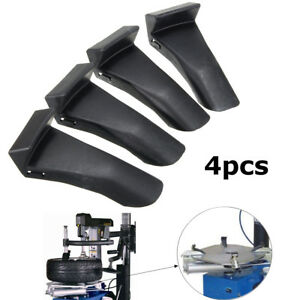 4x Coats Tire Changer Clamping Jaw Cover Wheel Plastic Protector For 9024 9010