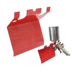 Tcp Global Brand Magnetic Paint Spray Gun Holder Stand Hold Up To 5 Gravity