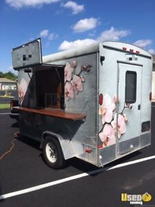 Amazing 6 X 10 Beverage Concession Trailer For Sale In Wisconsin