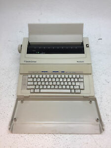 Smith Corona Ka11 Ka 11 Wordsmith K series Typewriter W Used Ribbon Tested