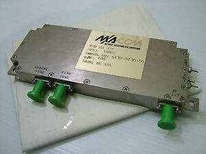 High Power Vco 1 4 To 1 68ghz Gps L1 Frequency 6139 5130 Macom 21dbm