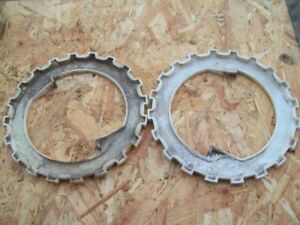 Original Ford Corn Planter Used Pair Of Seed Corn Plates Ford Part 109785 a2