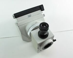 Olympus Microscope Camera And Viewing Assembly Pm dlf Pm pb20