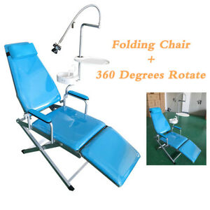 Dental Portable Folding Chair Mobile Unit Compliant With Yy t0058 Water Supply